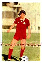N° 115 - Jean-Pierre DOGLIANI (1972-73, Monaco > 1973-76, PSG)