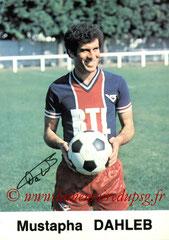 DAHLEB Mustapha  77-78