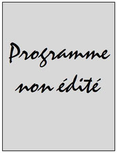 Programme  PSG-Reims  2015-16