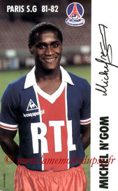 N'GOM Michel  81-82