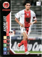 N° 010 - ANDRE LUIZ (2002-03, PSG > 2004-05, Ajaccio)