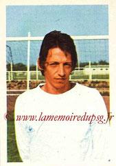N° 017 - Jean-Pierre DOGLIANI (1970-71, Angers > 1973-76, PSG)
