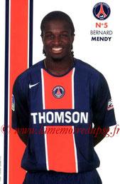 MENDY Bernard  05-06