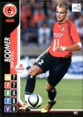 N° 090 - Mathieu BODMER (2004-05, Lille > 2010-13, PSG)