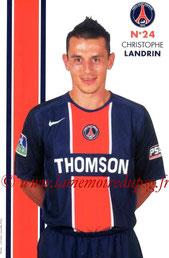 LANDRIN Christophe  05-06
