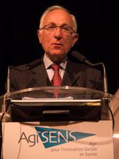 André-Denis Piot, président d'honneur (président de 2013 à 2016)