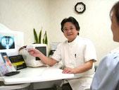 たかす歯科クリニック カウンセリング