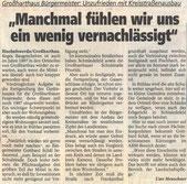 Bild: Seeligstadt Chronik 1997
