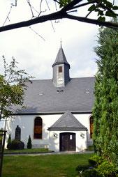 Bild: Teichler Kirche Fischbach Seeligstadt 2017