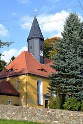 Bild: Teichler Kirche Arnsdorf Seeligstadt 2017