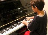 Corso di Pianoforte della Scuola di Musica Suaviter Roma