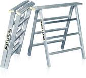 45-601 Folding Aluminium Sawhorse