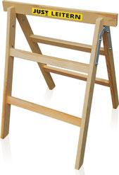 13-001 Folding Wooden Sawhorse