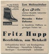 Anzeige 1966