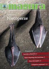 Zdjęcie na okładce: Podkowiec mały Rhinolophus hipposideros, fot. Wojciech J. Gubała