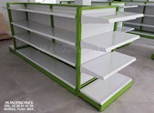 Estanteria metálica, góndolas metálicas, muebles para tiendas