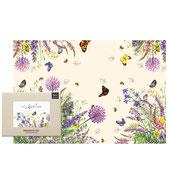 Bienenwachstuch - Blumenwiese bunt