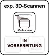 3D-Druck Dienstleistung experimentelles 3D-Scannen