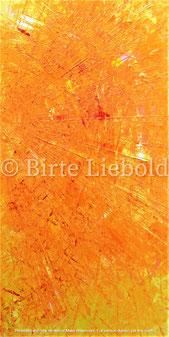 """""""Sonnenlied"""" - 40 x 80 cm -"""