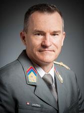 Öffentlichkeitsarbeitsreferent: ObstdhmfD Mag. Bernhard Lauring