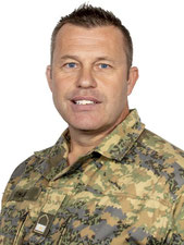 Organisationsreferent: Vzlt Hans-Joachim Omaser