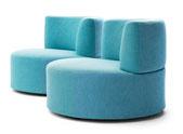 BELT armchair