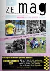 ZE mag Dax N°30