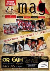 ZE mag Dax N°33