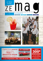 ZE mag Dax N°61 février 2017