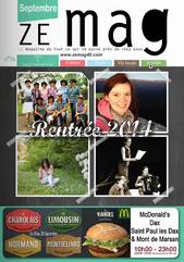ZE mag Dax N°34