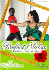 Perfect Salsa DVD vol, 5  ¥6,600