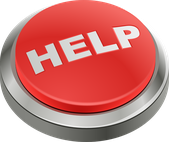 """Für schnelle Hilfe, drücken Sie auf den """"Help"""" Button!"""