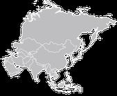 liste des animaux d'Asie par ordre alphabetique