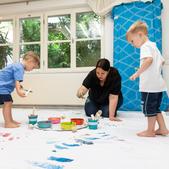 Biolino, Eltern Kind Institut, Bastelbox, Wien, Spielgruppe, Martina Novak