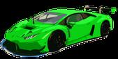Lambo Huracan GT3