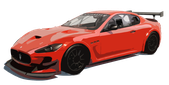 Maserati MC GT4