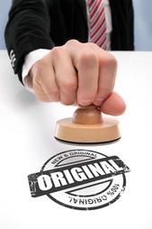 100% das Original