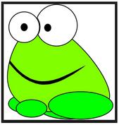 żaba czy kijanka - autor Monika Walkowiak