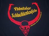 Um auf die Seite der Ybbstaler Schluchtenteufeln zu gelangen auf das Logo klicken ....