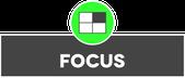 einzeln ausgewählt fokussiert focus