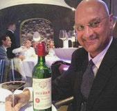 """""""Garantiert echt - mein Pétrus 1961 und ich, Dr. Imtiaz Alikhan"""" (Quelle: CaptainCork)"""