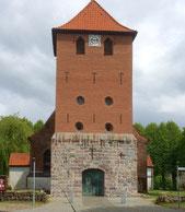Kirche Bergenhusen