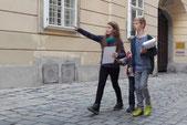 Kinder entdecken Wien