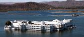 Lake Palace Hotel / Udaipur