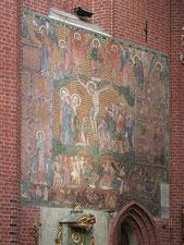 大聖堂内の壁画