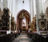 聖ヨハネ大聖堂の主題壇