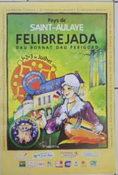 félibrée fête de l'occitanie en  dordogne événement culture découverte occitan culture régionale groupe folklorique les ménestrels sarladais