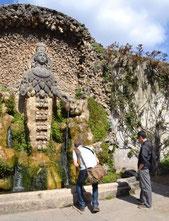 OmoGirando Villa d'Este - La Fontana di Diana Efesina