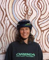 Lisa Steffelbauer - Bikeguide und Kopf der Bikeschule