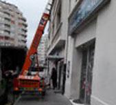 location monte meubles Grenoble